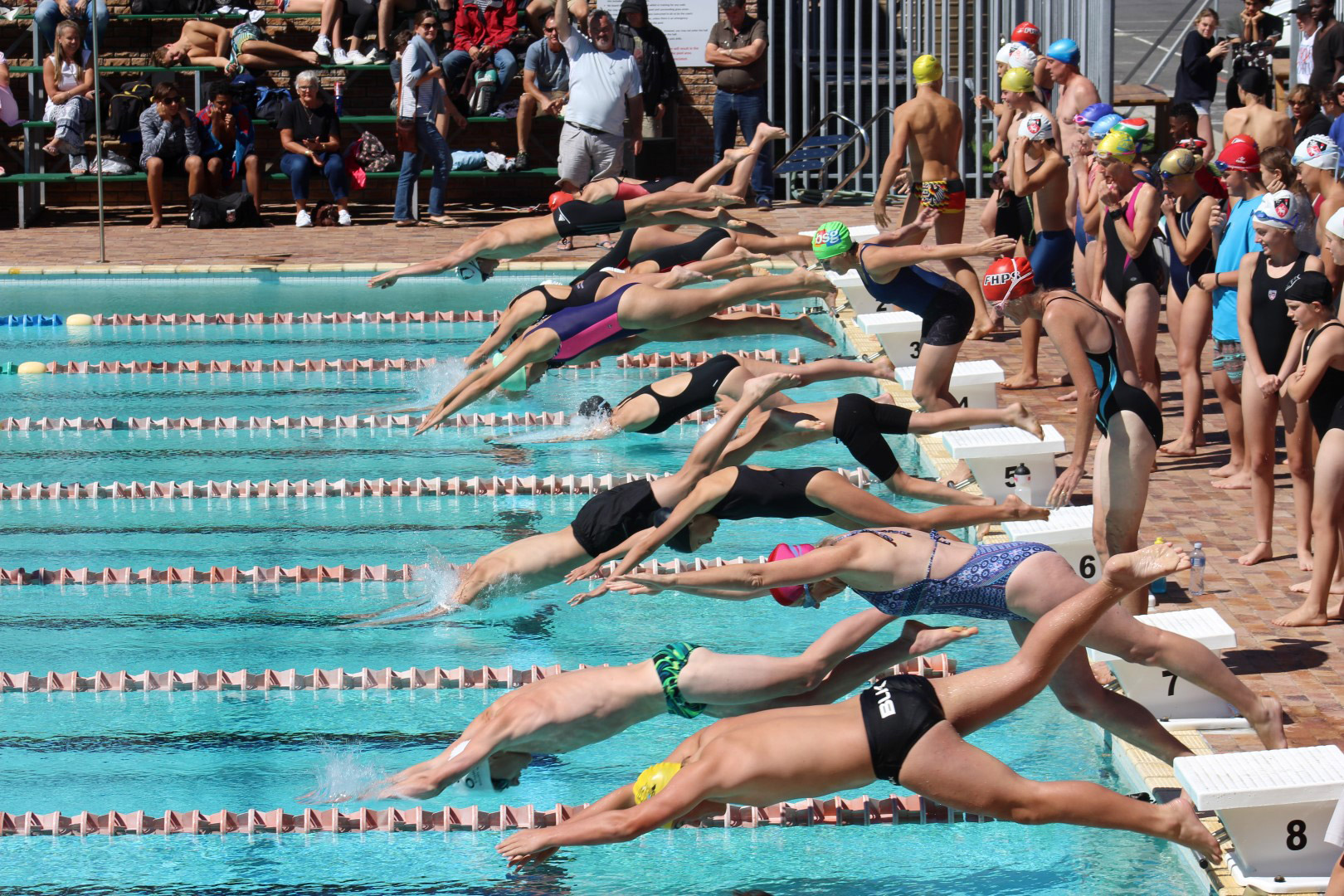 Fish Hoek High School Swimming