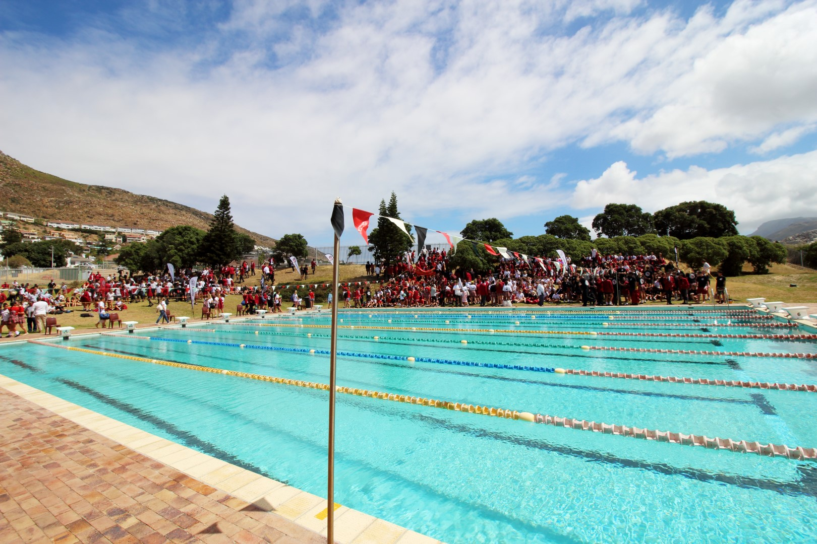 Fish Hoek High School Pool